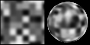2D+3D sampling of Value Noise